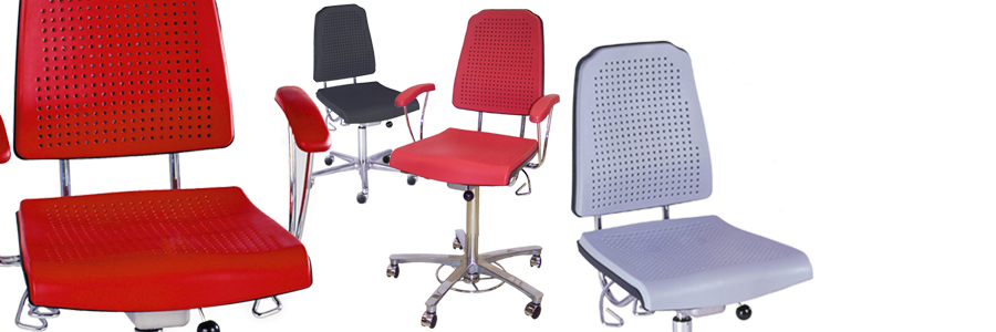 hygienic medical ergonomic chairs