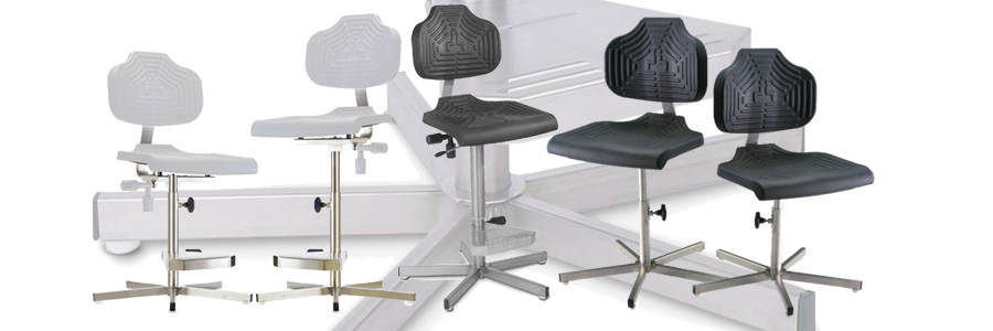medical stainless steel seating
